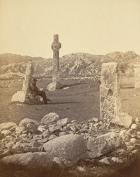 St Martin's Cross, Iona